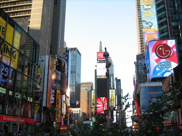 Times Square, Nowy York