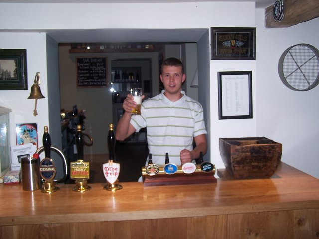 Kingham - plough inn
