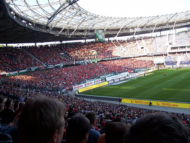 Hannover - AWD Arena
