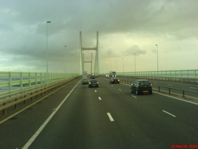 Most SEVERN BRIDGE 2/3