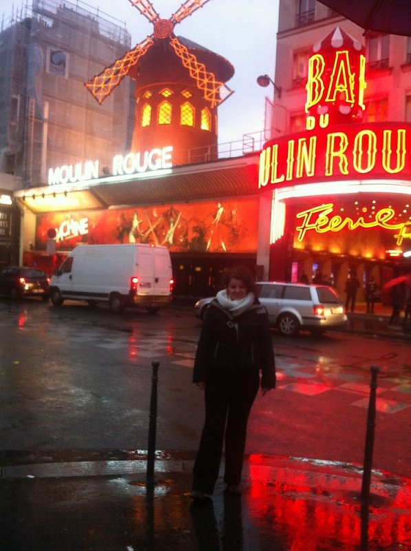 Moulin Rouge..