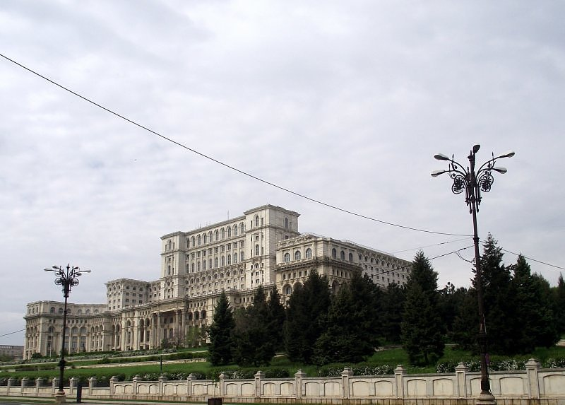 pałac Ceausescu