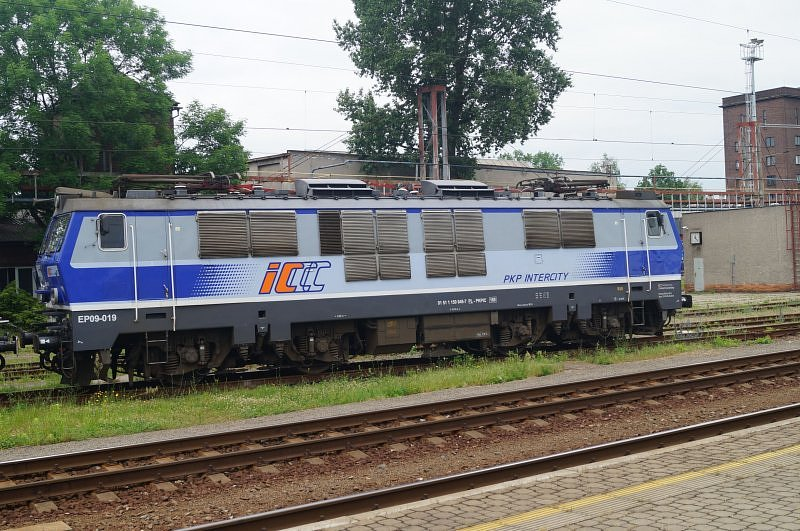 EP09-019 PKP INTERCITY