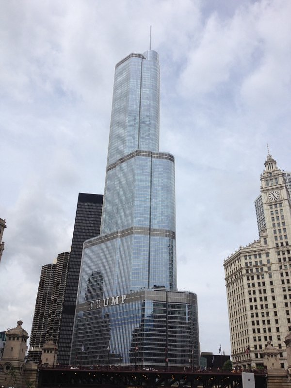 Trump - Chicago
