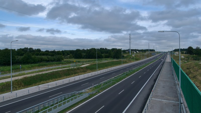 poland / lublin / ring roads