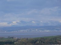 widok na morecambe bay