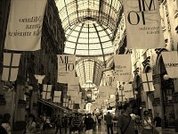 shopping milano