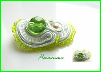 Pierścionek soutache 1