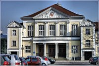 Festival hall & Music school - (Festhalle)