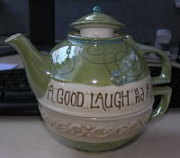 a cup of good laugh...:)