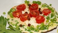 bialy omlet