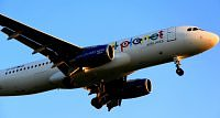 airbus a320 linii smaal planet