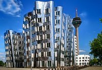 Gehry Buildings in Düsseldorf
