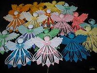 quilling ozdoby choinkowe