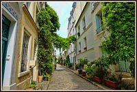 la rue des thermopyles paris