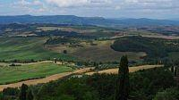 Dolina Val d'Orcia